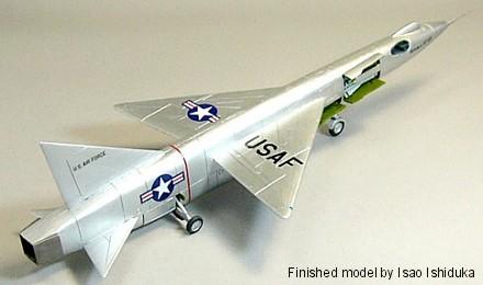 Les craquages de sletch AA2020_XF-103_model